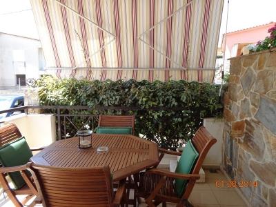 Вили в Керамоти Тристаен апартамент партер