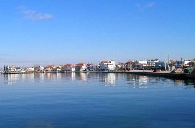 Керамоти Апартаменти под наем море, пристанище
