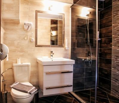 Апартамент тоалетна