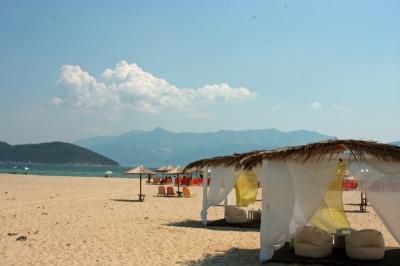 Плаж Керамоти. Как да почиваме евтино в Гърция?