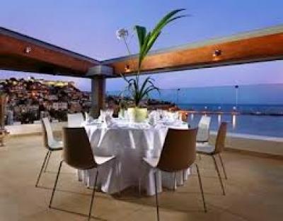 Ресторанти в Керамоти