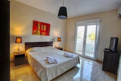 3-стайни апартаменти тип-III спалня