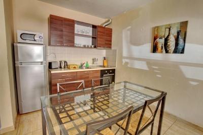 3-стайни апартаменти тип-III кухненски бокс 7Н