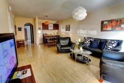 3-стайни апартаменти тип-III всекидневна 7Н
